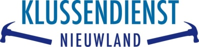 Column Klussendienst Nieuwland