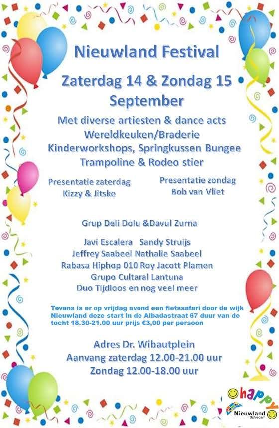 Nieuwland Festival