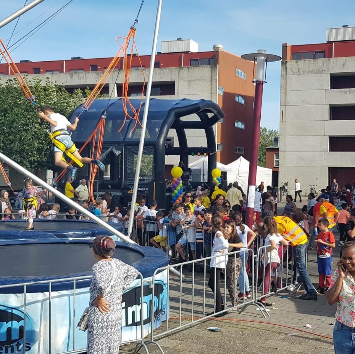 Geslaagd Nieuwland Festival 2019