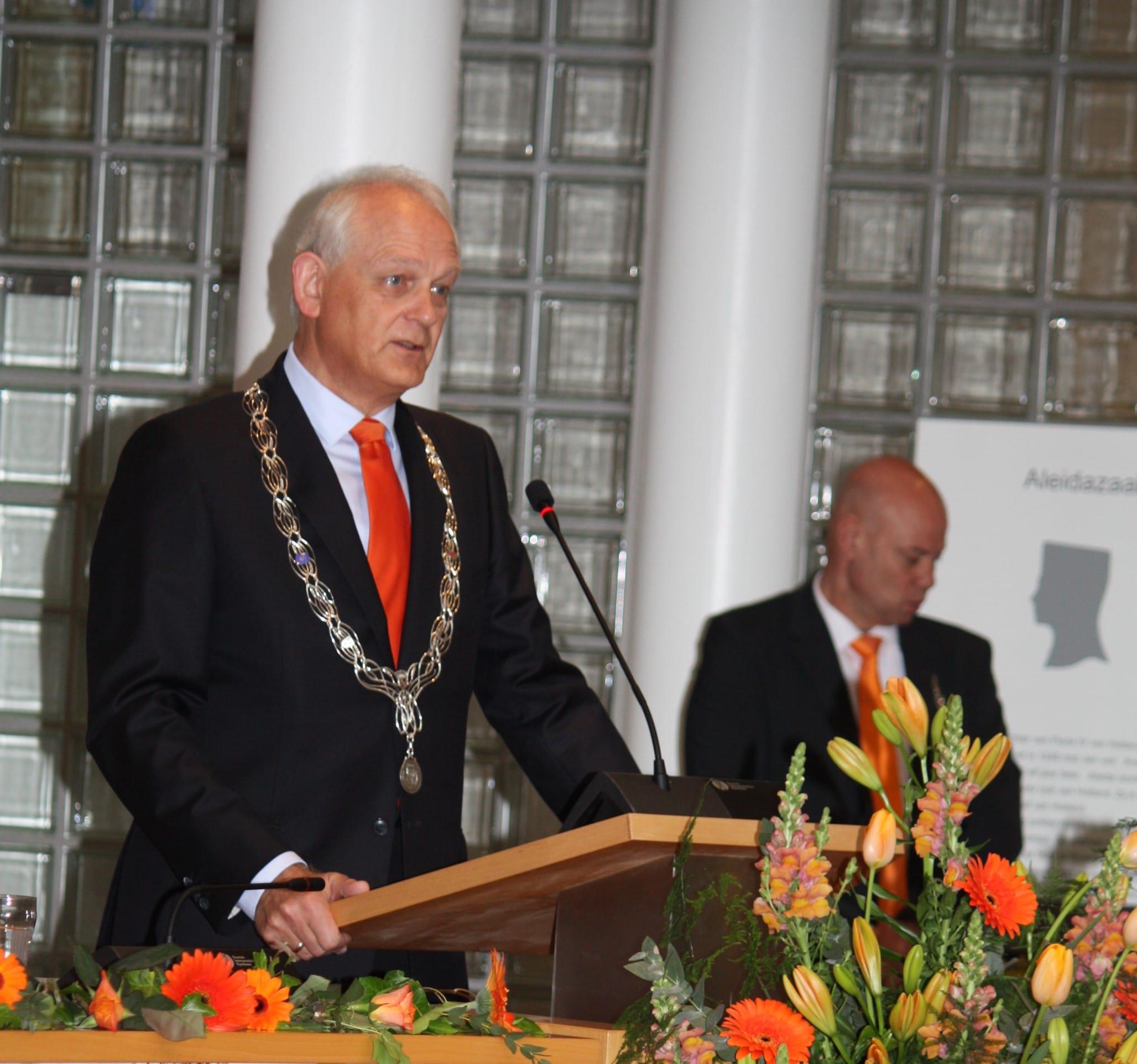 Koninklijke onderscheiding voor 2 Nieuwlanders